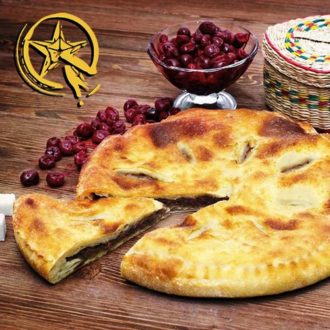 Заказать Осетинские пироги с вишней с доставкой в Москва