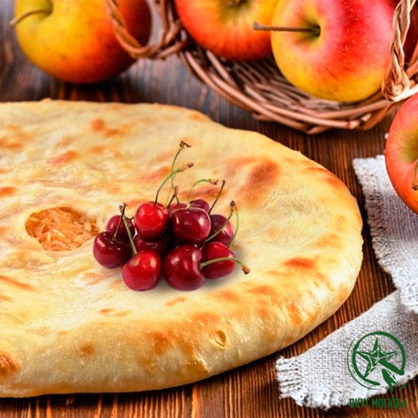 осетинские пироги с яблоками вишней доставка москва заказать