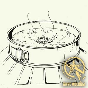рецепт осетинского пирога - готово