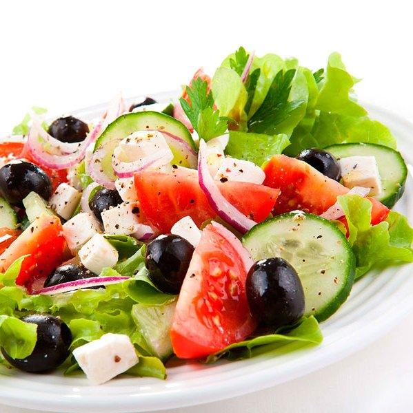 Греческий салат<br/>250 гр.