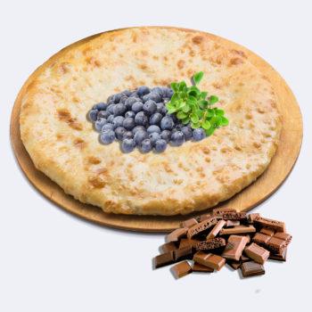С грецким орехом и шоколадом <br/> 1200 гр.