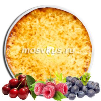 С мясом, сыром и болгарским перцем