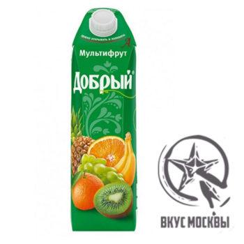 Сок Добрый Мультифрут <br/> 1 л