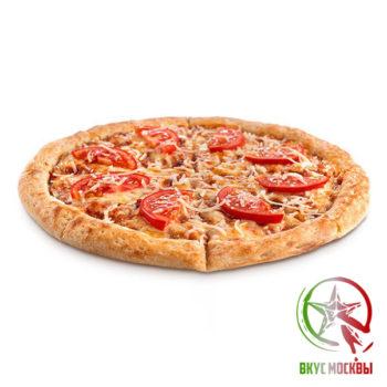 "Пицца ""Маргарита""<br/><text style=""font-size:15px; ""> пицца-соус, сыр, помидоры</text>"